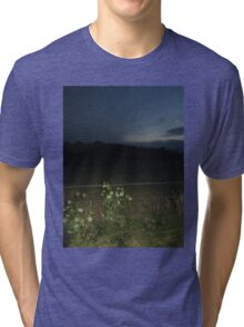 countryside photography Tri-blend T-Shirt