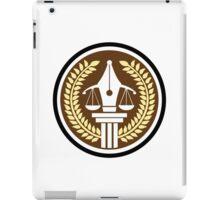 The Writer's Arena iPad Case/Skin