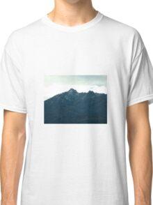 Snowy Mountain  Classic T-Shirt