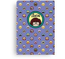 Daria's World Canvas Print