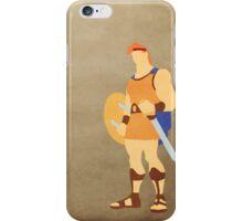 Hercules inspired design (Hercules). iPhone Case/Skin