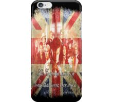 The Doctors Never Stop iPhone Case/Skin