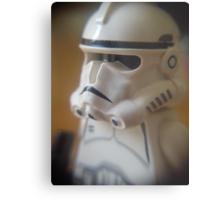 Clone Trooper Metal Print