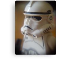 Clone Trooper Canvas Print