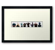 True Detective Season 1 Framed Print