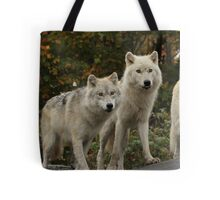 The guardians of the pack Tote Bag