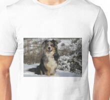 AS in snow 2 Unisex T-Shirt