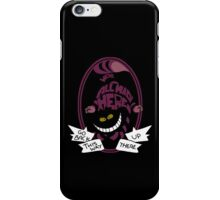 Cheshire iPhone Case/Skin