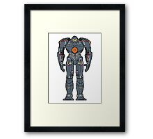 We Created Monsters Framed Print