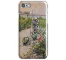 Kokstradgarden The Kitchen Garden iPhone Case/Skin