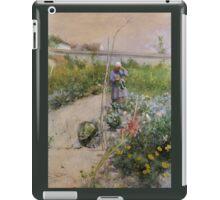Kokstradgarden The Kitchen Garden iPad Case/Skin