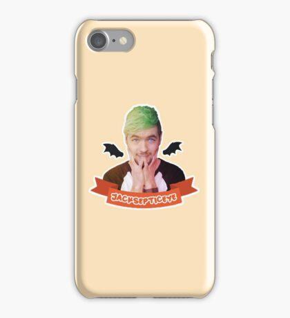 Halloween Jack! iPhone Case/Skin