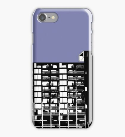 Facing The North -Lilac iPhone Case/Skin