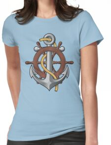 Oceanic Quest Womens Fitted T-Shirt