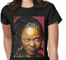 Lady with braids T-Shirt
