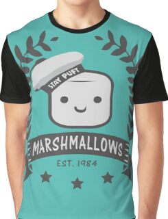 Stay Puft Marshmallows Graphic T-Shirt