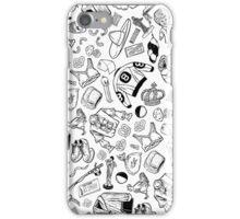 Seinfeld Pattern iPhone Case/Skin