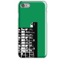 Facing the North -Green iPhone Case/Skin