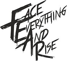 Papa Roach - F.E.A.R by blackstarshop
