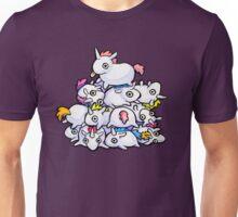 Pile of Unicorns Unisex T-Shirt