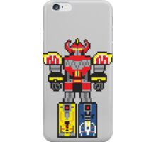 Megazord iPhone Case/Skin
