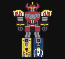 Megazord by themaddesigner