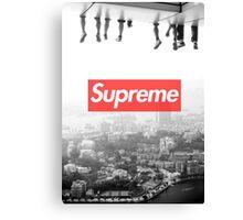 Supreme City Views Canvas Print