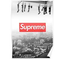 Supreme City Views Poster