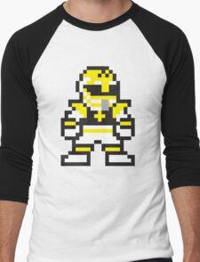 White Ranger Men's Baseball ¾ T-Shirt
