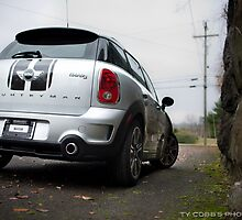 MINI Countryman by Ty  Cobb