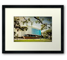 Biloxi Maritime and Seafood Industry Museum Framed Print