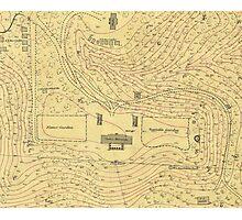 Arlington Cemetery 1864 Photographic Print
