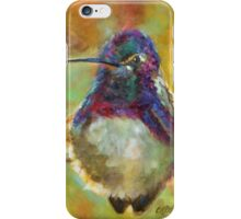 Perfectly Plump by Chris Brandley iPhone Case/Skin