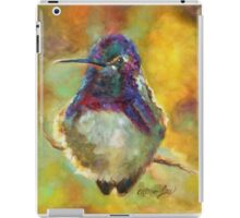 Perfectly Plump by Chris Brandley iPad Case/Skin