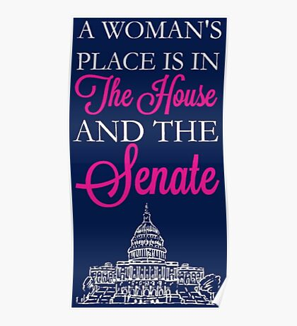 A Woman's Place... Poster
