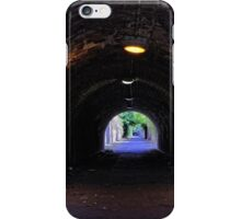 Old colliery wagon way iPhone Case/Skin