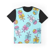 Cake Pops Graphic T-Shirt