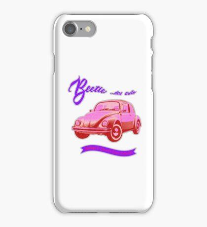 Beetle, das auto iPhone Case/Skin