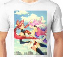 Star Guardian Jinx and Lux Unisex T-Shirt
