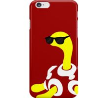 (Wordless) Shuckle iPhone Case/Skin
