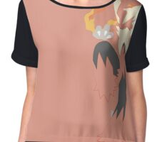 Pokemon - Mega Blaziken Chiffon Top