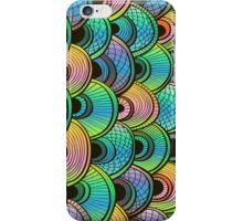 Rainbow fish iPhone Case/Skin