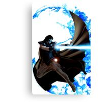 The Mage Assassin  Canvas Print