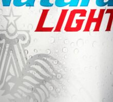 Natty Light Can Sticker