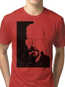 The one who knocks Tri-blend T-Shirt