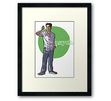 Shawn Framed Print