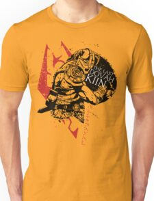 The Last Dovahkiin Unisex T-Shirt