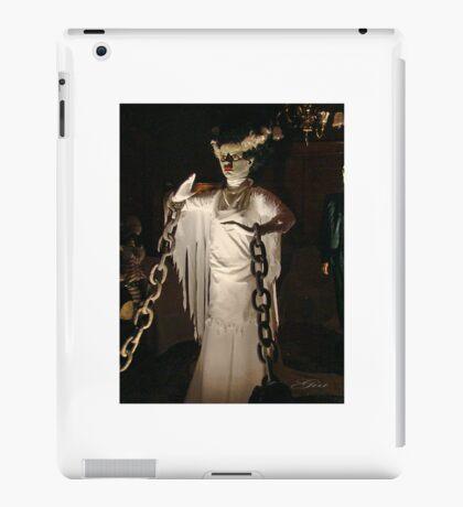 """Bride of Frankie"" iPad Case/Skin"
