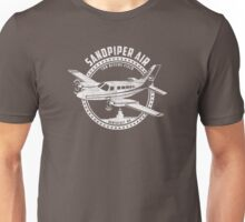 Sandpiper Air Shirt From TV Show Wings Unisex T-Shirt