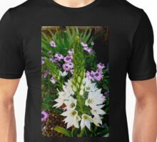 White Princess Unisex T-Shirt